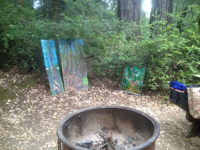 forest-painting