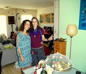 Jalita and Lidia