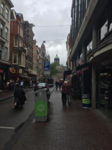Amsterdam Narrow Streets