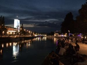 Summer Night in Vienna